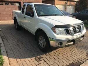 2009 NISSAN FRONTIER XE KING CAB NO ACCIDENT