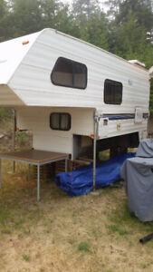 10ft slumber queen camper