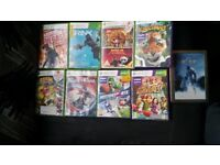 Xbox.Ps4/ps3.Wii U.nintendo Ds/3Ds Games