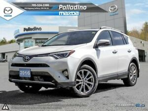 2016 Toyota RAV4 2016 Toyota Rav4-LIMITED -UNIQUE INTERIOR
