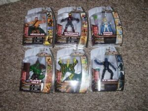 Marvel Legends Annihilus BAF Set with Planet Hulk Variant!