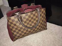 New LV handbag £800.00. Central London.