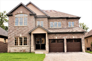 Detached house for Lease Backing onto Golf Course (Niagara)