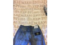 Real stone island jeans