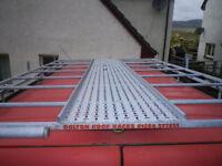 Galvanised Van Roof Rack