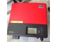 SMA Sunny boy SB 4000TL-20 solar panel inverter