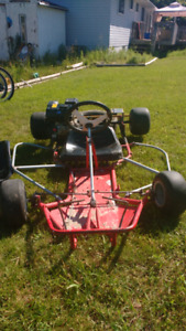 Gokart need gone