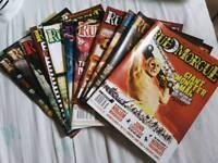 Rue Morgue Magazines