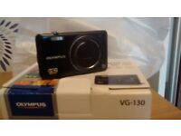 olympus digital camera vl130 still boxed and unused gift