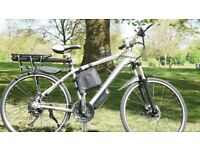 Electric Bikes - Go Go Bicycles- For leisure and delivery