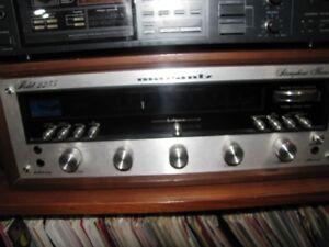 Marantz 2235 With Wood Cabinet WC-22-U