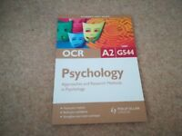 OCR A2 Psychology Unit - Good condition