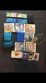 New Nintendo 3ds with 6 games and 6 cover plates (will take offers )