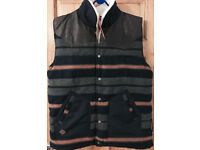 Quality body warmer, size large, brand new with tags on,quick sale at £25, costs over £84.95