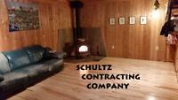 Schultz Contracting Company - 20% Summer Sale Discount