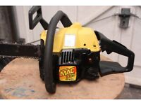 "McCulloch 335 Chainsaw 14"" excellent condition"