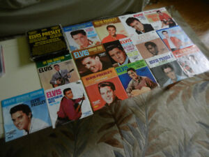 Elvis Presley Vinyl Records/LP's/45's