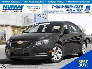 2014 Chevrolet Cruze 1LT *Remote Start, Climate Control,