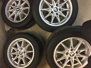 bmw wheels 225/50R16