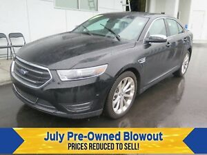 2016 Ford Taurus Limited Nav. Moonroof.