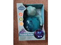 Nightlight Tranquil Turtle CloudB - New in packaging
