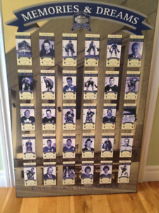 Toronto Maple Leafs wall plaque