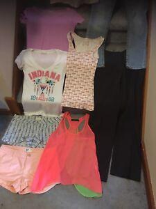 Women's xs clothes
