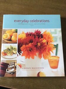 Book - Everyday Celebrations