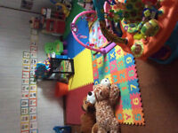 Spaces available in New family home daycare.In West End