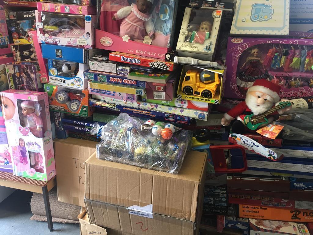 Brand New Toys (Bulk Sale)