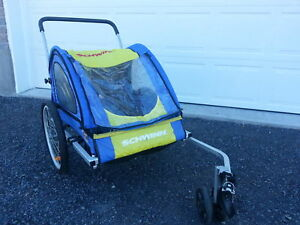 Schwynn  bike trailer for sale