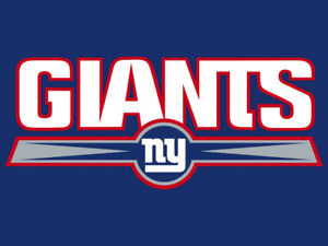 NEW YORK GIANTS VS PITTSBURGH STEELERS