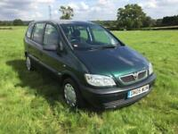 Vauxhall/Opel Zafira 1.6i 16v Life Two Lady Owners From New