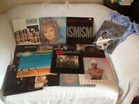 Collection of 80's records x 13