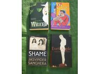Four Modern Paperback Novels - All 4 for £3.00