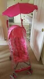 Child's buggy / stroller