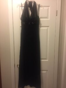 Brand New Black evening gown