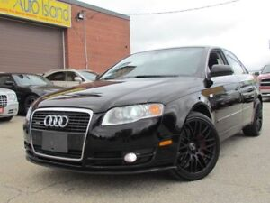 2006 Audi A4 2.0T,AWD,Leather,Sunroof