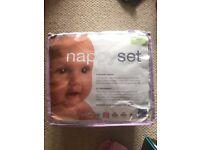 Reusable nappy set