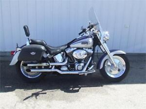 2004 HARLEY-DAVIDSON® Softail® Fat Boy®