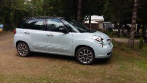 2014 Fiat 500L NEGOCIABLE baisse prix