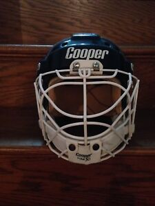 Cooper sk 2000m hockey helmet cooper hm30 cat eye cage