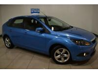 FORD FOCUS 1.6 ZETEC 5d 100 BHP (blue) 2010