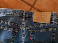 """Levi's jeans 501 - button fly - vvgc - waist 29"""" / leg 30"""""""