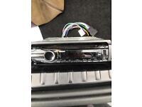 Sony Bluetooth Xplod CD player
