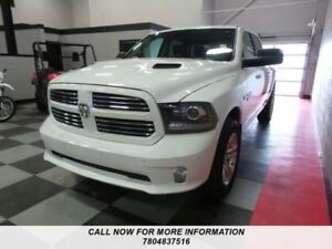 2017 Ram 1500 SPORT ROOF LEATHER