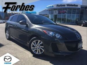 2012 Mazda MAZDA3 GS Sunroof, 2 Sets of Rims and tires