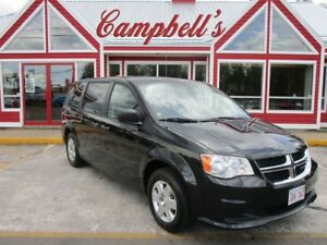 2013 Dodge Grand Caravan SE/SXT 7 PASS STOWNGO, CRUISE