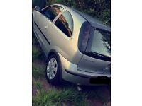 Vauxhall Corsa 1.2 SXi 53 plate