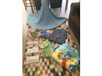 Ikea dragons and knights bedroom set